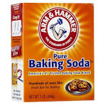 Baking Soda (Arm & Hammer)