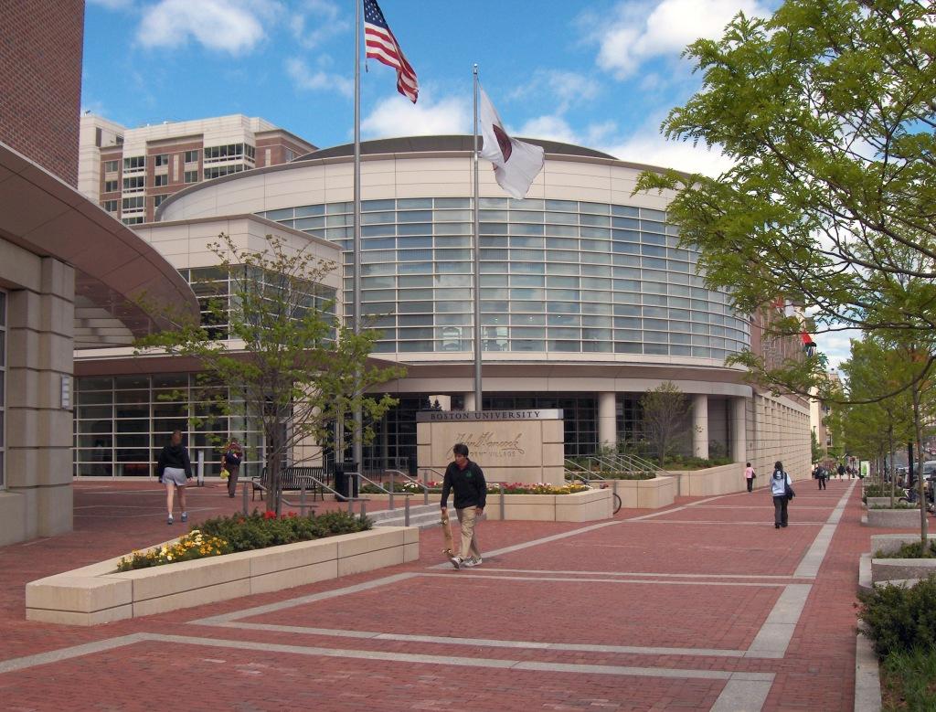 Boston University WikiMedia