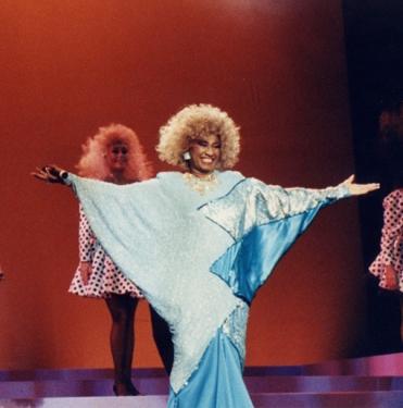 Celia Cruz (BillBoard)
