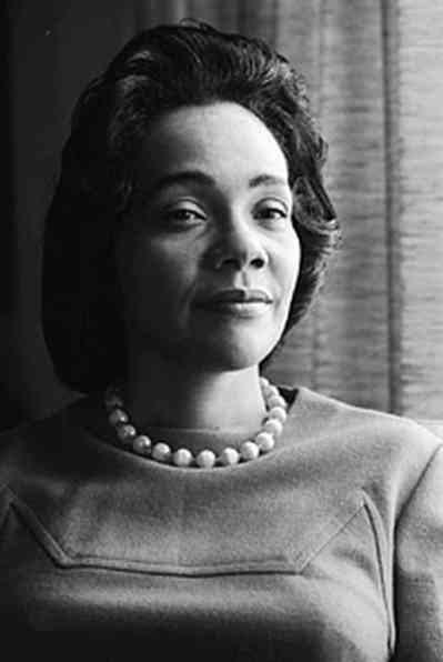 Coretta Scott King April 27,. (Culture Unseen)