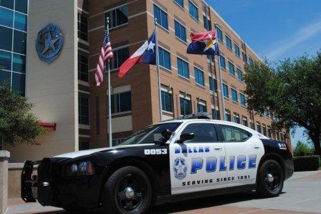 Dallas Police Department Headquarters (DPD website)