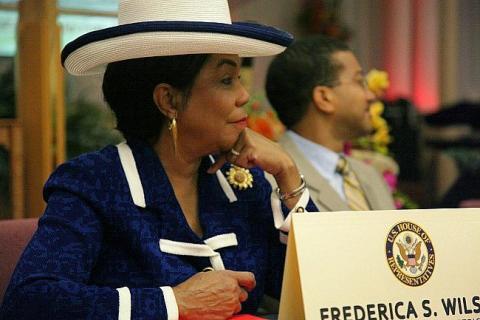 Congresswoman Frederica S. Wilson (wilson.house.gov)