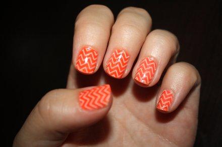 Orange Design Tips (nailtip.net)