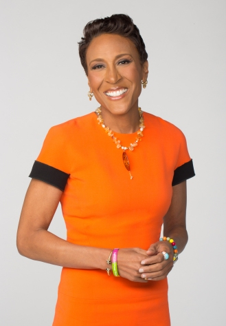 ABC NEWS - Robin Roberts )ABC/Heidi Gutman)