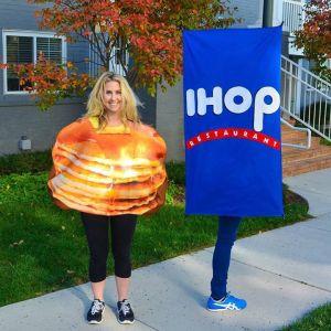 IHOP costume (Josh Sundquist Facebook)