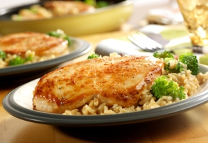 Chicken, Broccoli & Brown Rice (Campbell)