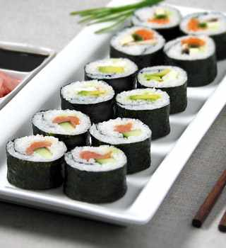 how to make sushi youtube channel