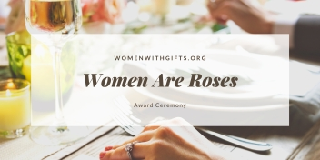 Women Are Roses Award Ceremony