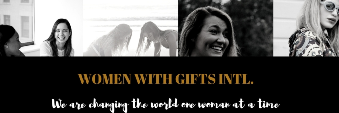 Women With Gifts Twitter Banner