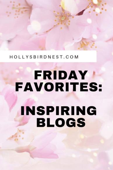 inspiring blogs
